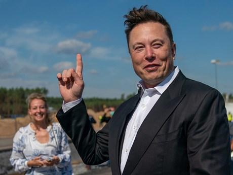 Vượt Bill Gates, tỷ phú Elon Musk trở thành người giàu thứ 2 thế giới