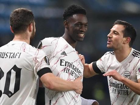 Xác định 4 đội bóng giành vé vào vòng knock-out Europa League