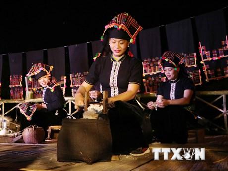 Đặc sắc lễ hội Hạn Khuống của người Thái đen ở Than Uyên