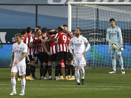 Real Madrid vỡ mộng đá trận 'kinh điển' ở Siêu cúp Tây Ban Nha