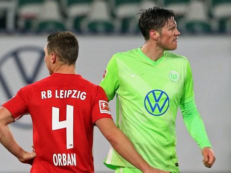 Leipzig chưa thể vượt qua Bayern, Reus khiến Dortmund mất chiến thắng