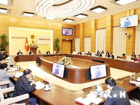 Chuẩn bị tốt các điều kiện tổ chức hội nghị triển khai công tác bầu cử