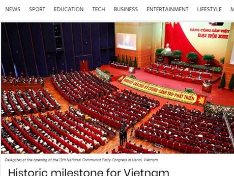 Báo Nam Phi đánh giá cao nền ngoại giao toàn diện của Việt Nam