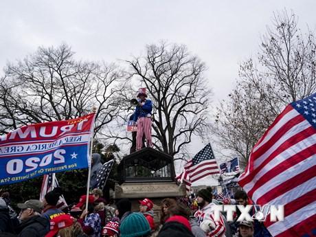 Ủy ban An ninh nội địa Hạ viện cáo buộc ông Trump kích động bạo lực