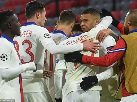 Cận cảnh PSG đánh bại Bayern Munich ngay trên đất Đức