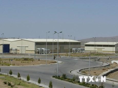 Iran công bố kết quả điều tra sự cố tại cơ sở hạt nhân Natanz