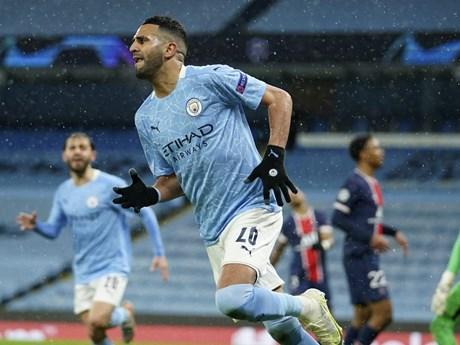 Mahrez tỏa sáng đưa Man City lần đầu vào chung kết Champions League