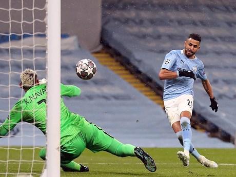 Riyad Mahrez nói gì sau khi đưa Manchester City vào chung kết?