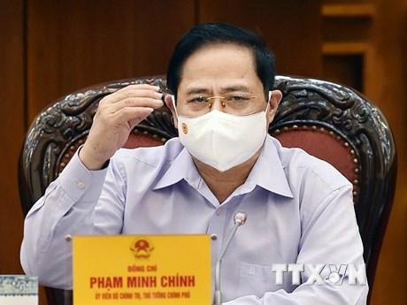 Kết luận của Thủ tướng tại cuộc họp về công tác chuẩn bị bầu cử