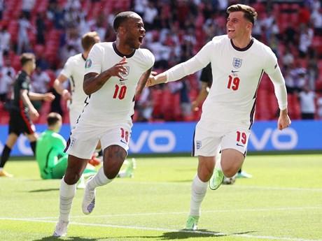 Đánh bại Croatia, tuyển Anh lần đầu thắng trận ra quân tại EURO