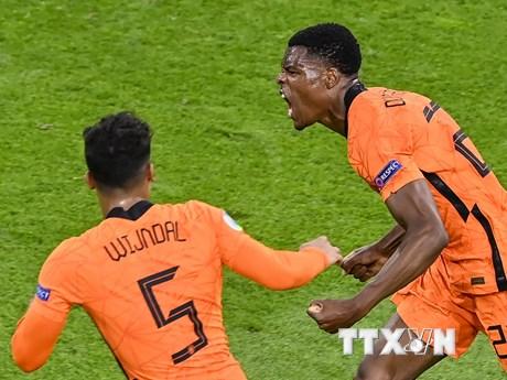 Hà Lan-Áo: Quyết chiến giành tấm vé vào vòng 1/8 EURO 2020