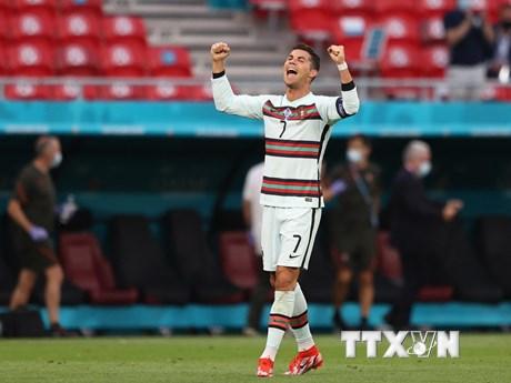 Ronaldo muốn cùng Bồ Đào Nha phá 'lời nguyền' trước tuyển Đức