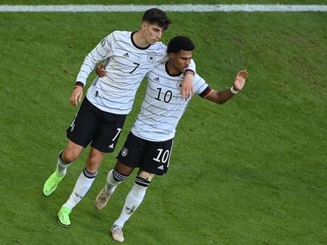 Cận cảnh tuyển Đức ngược dòng thắng vùi dập Bồ Đào Nha