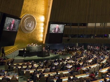 Các ưu tiên của EU tại phiên họp thứ 76 của Đại hội đồng Liên hợp quốc