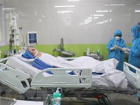 TP.HCM: Tập trung nhân lực điều trị dịch COVID-19 để giảm ca tử vong