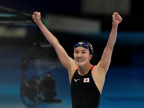 Bảng tổng sắp huy chương Olympic Tokyo: Nhật Bản tiếp tục dẫn đầu