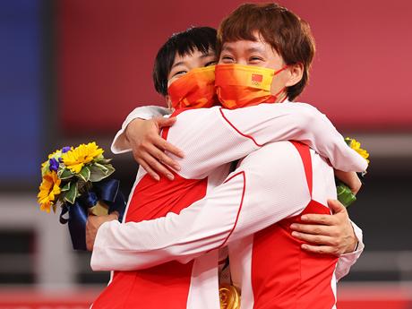 Bảng tổng sắp huy chương Olympic ngày 2/8: Trung Quốc bỏ xa Mỹ