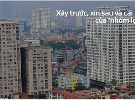 ''Loạn quy hoạch'' làm biến dạng đô thị: Virus cần phải loại bỏ tận gốc