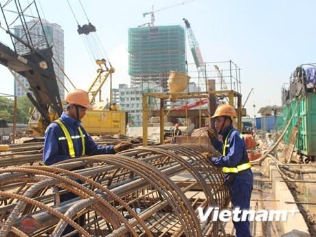 Hà Nội gỡ 'nút thắt' giao thông nhờ 4,8km cầu cạn trên cao