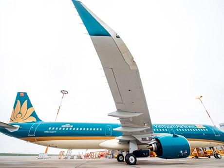 Mục sở thị dòng máy bay A321neo mới của Vietnam Airlines