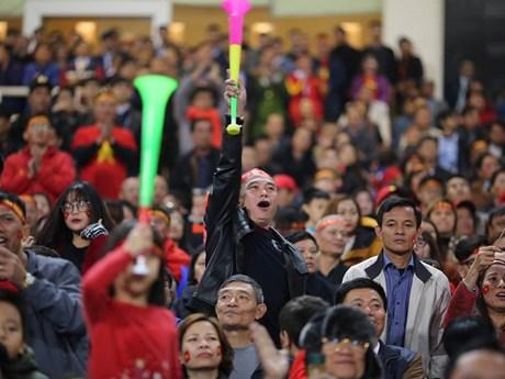 Chung kết AFF Cup: Không khí rực lửa bên trong 'thánh địa' Mỹ Đình