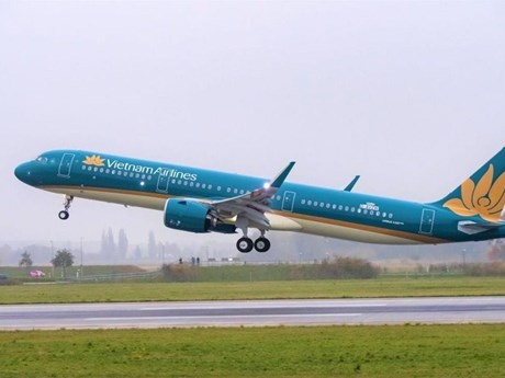 Vietnam Airlines lùi giờ hàng loạt chuyến bay tới Nhật Bản do bão | Giao thông | Vietnam+ (VietnamPlus)