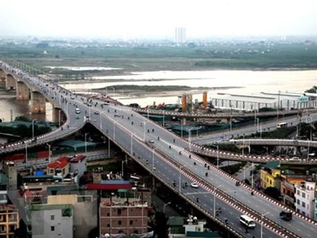 Từ 25/2, Hà Nội phân luồng giao thông sửa chữa hư hỏng cầu Vĩnh Tuy