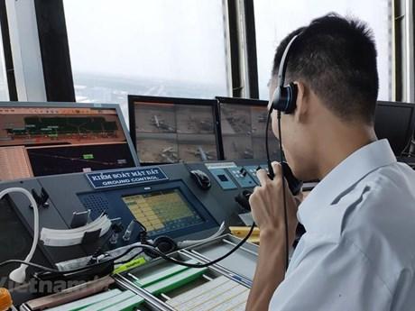 Kiểm soát viên không lưu được cách ly để phòng dịch COVID-19