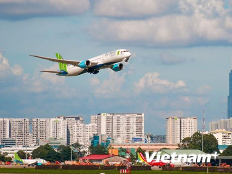 Hàng không tăng chuyến, đổi, hoàn vé bay cho khách đi, đến Đà Nẵng | Giao thông | Vietnam+ (VietnamPlus)