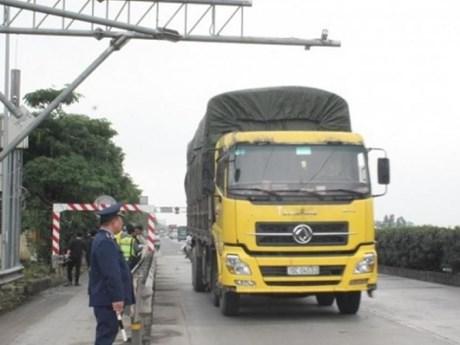 Hệ thống cân tự động trên Quốc lộ 5: 'Hung thần' với xe quá tải - vietllot 655