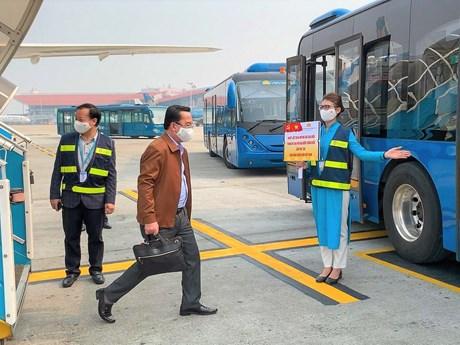 Vietnam Airlines bố trí 90 chuyến bay chở đại biểu dự Đại hội XIII