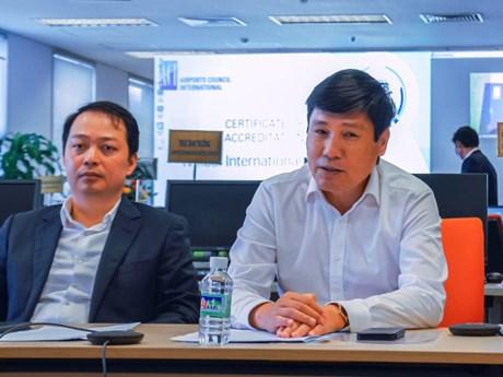 Lãnh đạo ACV được bầu vào Ban Giám đốc điều hành sân bay quốc tế