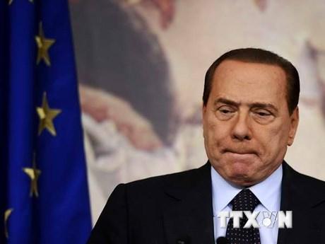 Berlusconi là nhân tố tăng uy tín của đảng Forza Italy