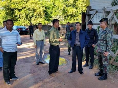 Campuchia bác tin hợp tác với Thái xây 60 làng ở khu tranh chấp