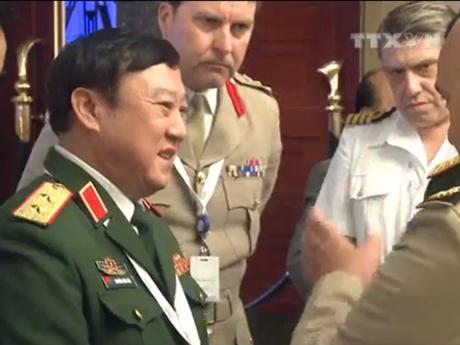 [Video] Shangri-La 16: Xây dựng nền tảng chung về an ninh khu vực
