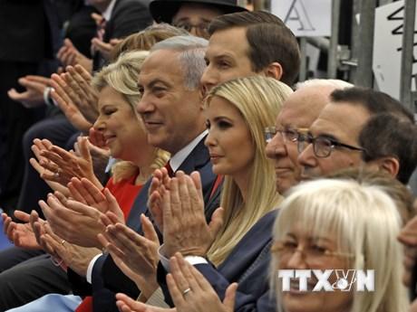 [Photo] Mỹ chính thức khai trương Đại sứ quán tại Jerusalem