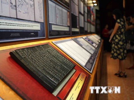 [Photo] Triển lãm trực tuyến về quan hệ Việt-Nhật qua tài liệu lưu trữ