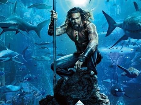[Video] 'Hải vương Atlantis' thống lĩnh doanh thu các phòng vé Bắc Mỹ