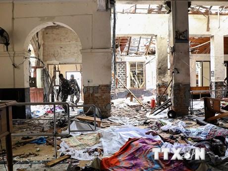 Sri Lanka: Lại xảy ra một nổ lớn ở thị trấn gần thủ đô Colombo | Châu Á-TBD | Vietnam+ (VietnamPlus)