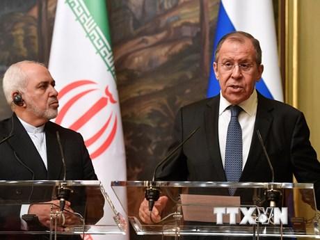 Nga, Iran hối thúc các nước châu Âu hoàn tất nghĩa vụ theo JCPOA | Trung Đông | Vietnam+ (VietnamPlus)