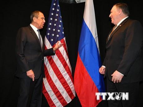 'Tổng thống Mỹ Donald Trump quyết tâm cải thiện quan hệ với Nga' | Châu Âu | Vietnam+ (VietnamPlus)