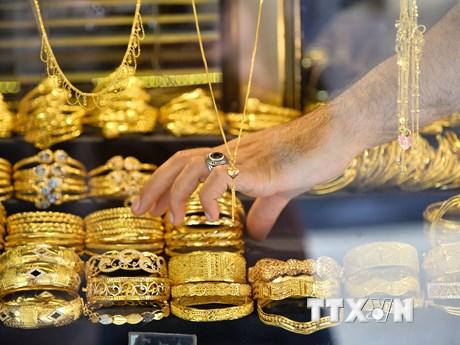 Giới phân tích: Giá vàng có thể ''công phá'' mức 2.000 USD mỗi ounce