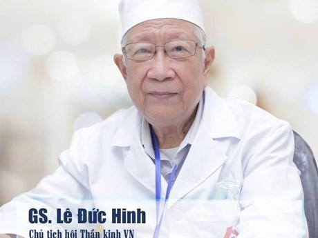 Người góp phần xây dựng chuyên ngành Thần kinh học Việt Nam