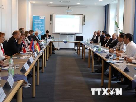 Tỉnh Thái Bình giới thiệu tiềm năng đầu tư với các doanh nghiệp Đức