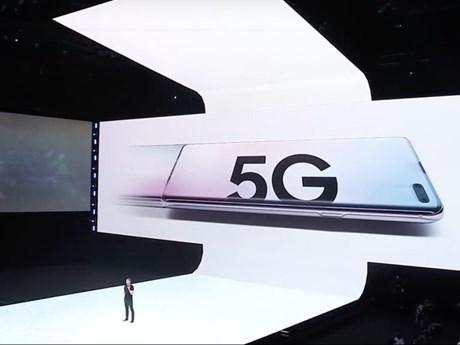 Số người dùng mạng 5G tăng nhanh, Hàn Quốc chuẩn bị ngừng dịch vụ 2G   Công nghệ   Vietnam+ (VietnamPlus)
