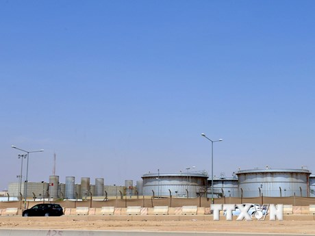 Saudi Arabia: Tập đoàn dầu khí Aramco khởi động phát hành IPO | Chứng khoán | Vietnam+ (VietnamPlus)