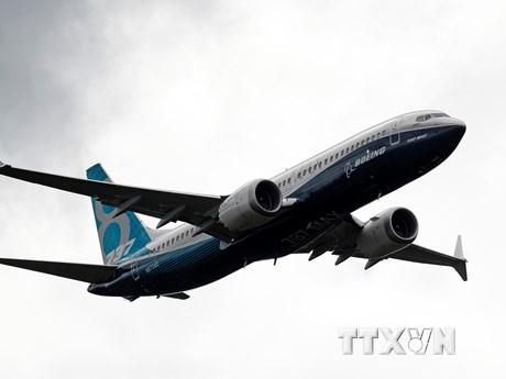 Trung Quốc quan ngại về thay đổi thiết kế của máy bay Boeing 737 MAX | Doanh nghiệp | Vietnam+ (VietnamPlus)