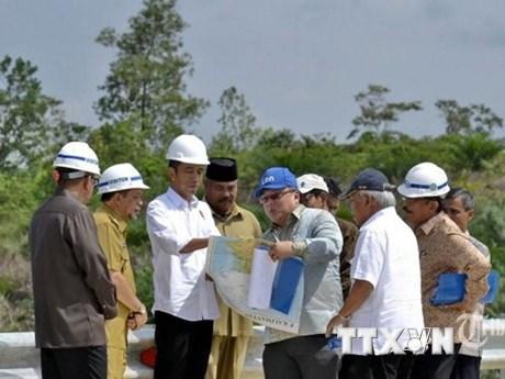 Indonesia mời các nhà đầu tư nước ngoài tham gia xây dựng thủ đô mới | ASEAN | Vietnam+ (VietnamPlus)