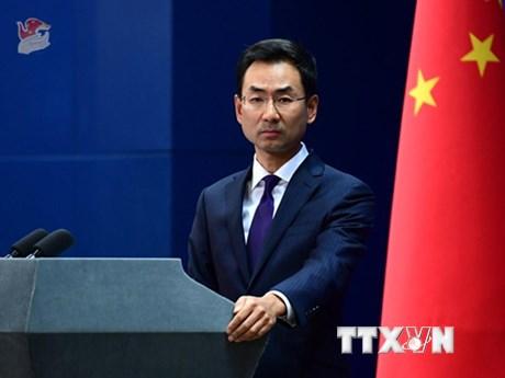 Trung Quốc lên án hành vi lan truyền thuyết âm mưu về dịch COVID-19