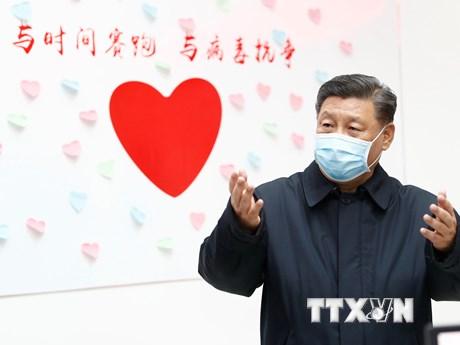 Hàn Quốc và Trung Quốc hợp tác khống chế dịch bệnh COVID-19